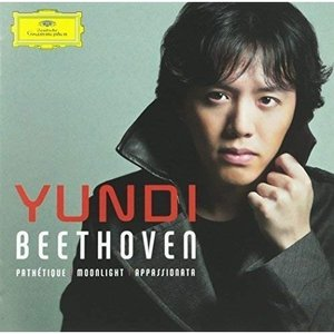 CD/ユンディ・リ/(悲愴)(月光)(熱情) ベートーヴェン:ピアノ・ソナタ第8番(悲愴)・第14番(月光)・第23番(熱情) (SHM-CD+DVD) (限定盤/来日記念盤)|surpriseweb
