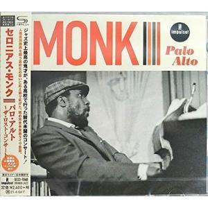 CD/セロニアス・モンク/パロ・アルト 〜ザ・ロスト・コンサート (SHM-CD)|サプライズweb