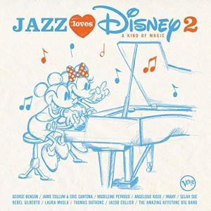CD/オムニバス/ジャズ・ラヴズ・ディズニー 2 -ア・カインド・オブ・マジック- (SHM-CD) (解説付)|surpriseweb