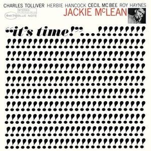 CD/ジャッキー・マクリーン/イッツ・タイム (ライナーノーツ) (限定盤)