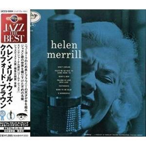 CD/ヘレン・メリル with クリフォード・ブラウン/ヘレン・メリル・ウィズ・クリフォード・ブラウン (SHM-CD) (解説歌詞付)