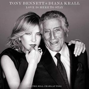 CD/トニー・ベネット&ダイアナ・クラール/ラヴ・イズ・ヒア・トゥ・ステイ デラックス・エディション (SHM-CD+DVD) (初回限定盤)|surpriseweb