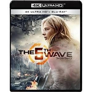 ★BD/クロエ・グレース・モレッツ/フィフス・ウェイブ (4K Ultra HD Blu-ray+B...