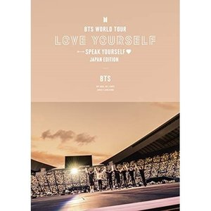 DVD/BTS/BTS WORLD TOUR 'LOVE YOURSELF: SPEAK YOURSELF' 〜JAPAN EDITION〜 (通常盤)