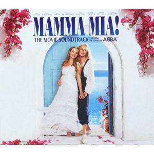 CD/オリジナル・サウンドトラック/マンマ・ミーア!/ザ・ムーヴィー・サウンドトラック (解説歌詞対...