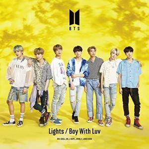 Lights/Boy With Luv (CD+DVD) (初回限定盤A) BTS 発売日:2019...