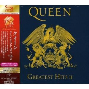 CD/クイーン/グレイテスト・ヒッツ VOL.2 (SHM-CD) (解説歌詞対訳付)|surpriseweb