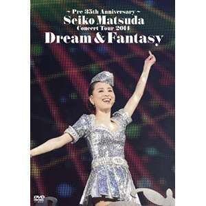 DVD/松田聖子/〜Pre 35th Anniversary〜 Seiko Matsuda Concert Tour 2014 Dream & Fantasy (通常版) surpriseweb