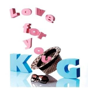 CD/KG/Love for you (通常盤)