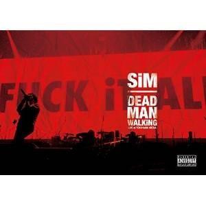 ★DVD/SiM/DEAD MAN WALKiNG -LiVE at YOKOHAMA ARENA- (通常版)