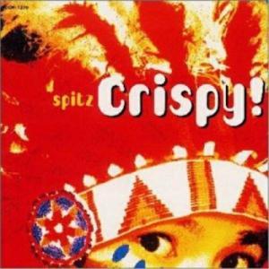 Crispy! スピッツ 発売日:2002年10月16日 種別:CD
