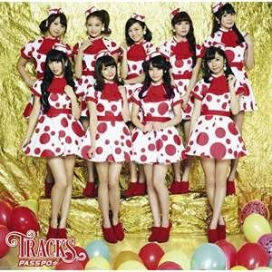 CD/PASSPO☆/TRACKS (通常盤)