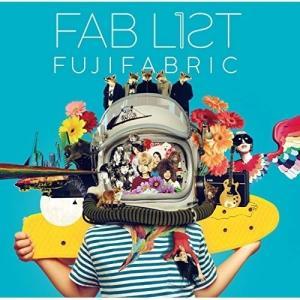 FAB LIST 1 (通常盤) フジファブリック 発売日:2019年8月28日 種別:CD