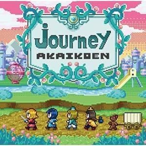 CD/赤い公園/journey (CD+DVD) (初回限定盤)