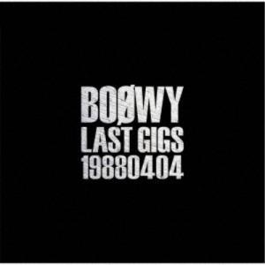 CD/BOOWY/LAST GIGS 19880404 (ライナーノーツ) (通常盤)|surpriseweb