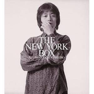 CD/KAI BAND & KAI YOSHIHIRO/KAI BAND & KAI YOSHIHIRO THE NEW YORK BOX (7CD+DVD) (歌詞付/ライナーノーツ) (限定盤) surpriseweb