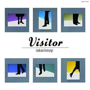 CD/来生たかお/Visitor (SHM-CD) (紙ジャケット) (生産限定盤)
