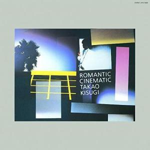 CD/来生たかお/ROMANTIC CINEMATIC +1 (SHM-CD) (紙ジャケット) (...