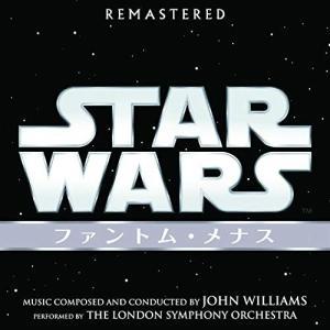 【取寄商品】CD/ジョン・ウィリアムズ/スター・ウォーズ エピソード1/ファントム・メナス オリジナ...