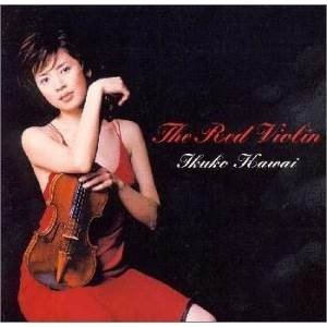 CD/川井郁子/The Red Violin