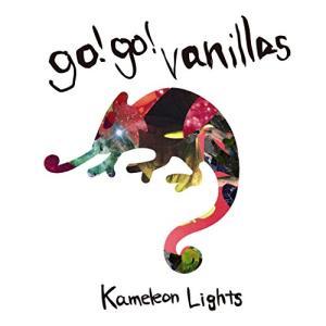 CD/go!go!vanillas/Kameleon Lights (歌詞付) (通常盤)
