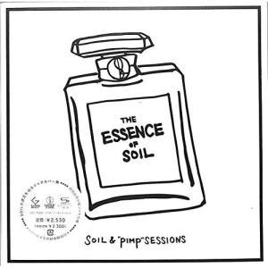 """CD/SOIL&""""PIMP""""SESSIONS/THE ESSENCE OF SOIL (SHM-CD..."""