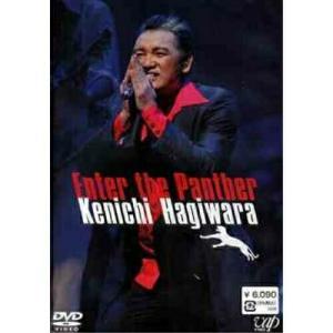DVD/萩原健一/Enter the Panther Kenichi Hagiwara Live Tour 2003 surpriseweb