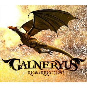 RESURRECTION ガルネリウス (がるねりうす) 発売日:2010年6月23日 種別:CD