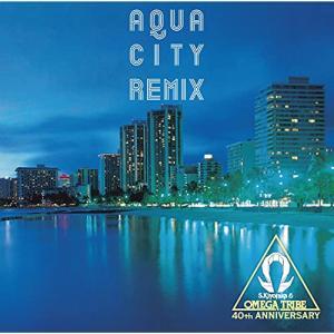 CD/杉山清貴&オメガトライブ/AQUA CITY REMIX (Blu-specCD2)の画像