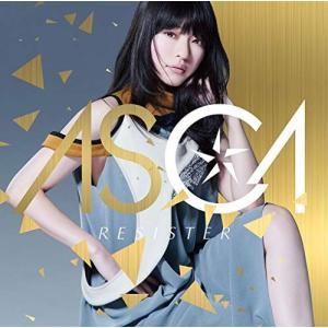 RESISTER (通常盤) ASCA 発売日:2019年2月27日 種別:CD