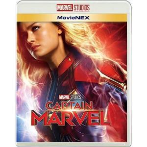 BD/洋画/キャプテン・マーベル MovieNEX(Blu-ray) (Blu-ray+DVD)