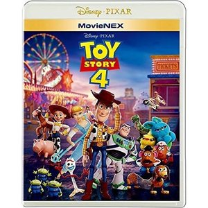 BD/ディズニー/トイ・ストーリー4 MovieNEX(Blu-ray) (本編Blu-ray+特典...