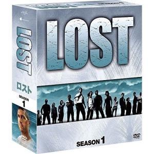 DVD/海外TVドラマ/LOST シーズン1 コンパクトBOX (本編ディスク12枚+特典ディスク1枚)