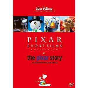 ピクサー・ショート・フィルム&ピクサー・ストーリー 完全保存版 ディズニー 発売日:2008...