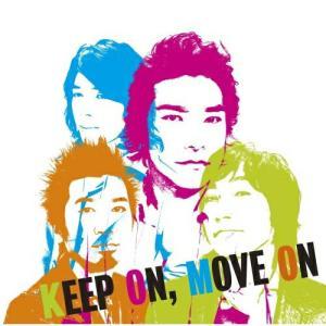 CD/ウルフルズ/KEEP ON,MOVE ON (通常盤)