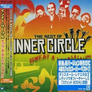 CD/インナー・サークル/イッツ・ダ・スーパー・ベスト!!!