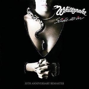 CD/ホワイトスネイク/スライド・イット・イン(35周年記念リマスター) (SHM-CD) (歌詞対...