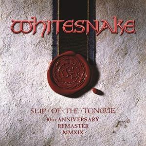 CD/ホワイトスネイク/スリップ・オブ・ザ・タング(30周年記念リマスター) (SHM-CD) (歌...