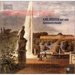 CD/カール・リヒター/バッハ:ブランデンブルク協奏曲(全曲)|サプライズweb