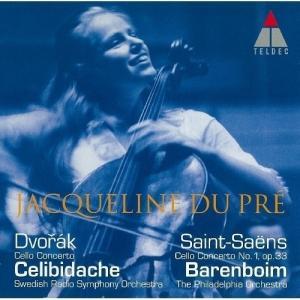 CD/ジャクリーヌ・デュ・プレ/ドヴォルザーク&サン=サーンス:チェロ協奏曲 (解説付) (特別価格盤)