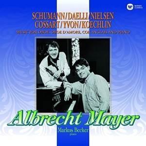 CD/アルブレヒト・マイヤー/オーボエ名曲集