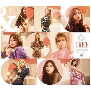CD/TWICE/&TWICE (CD+DVD) (初回限定盤B)
