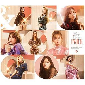 CD/TWICE/&TWICE (CD+DVD) (初回限定盤B)