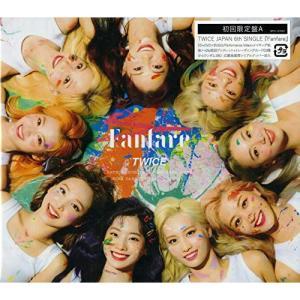 CD/TWICE/Fanfare (CD+DVD) (初回限定盤A)