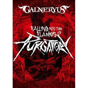 DVD/GALNERYUS/FALLING INTO THE FLAMES OF PURGATORY...