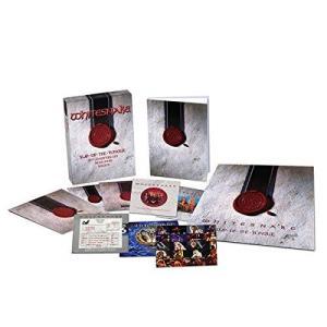 CD/ホワイトスネイク/スリップ・オブ・ザ・タング 30周年記念スーパー・デラックス・エディション ...