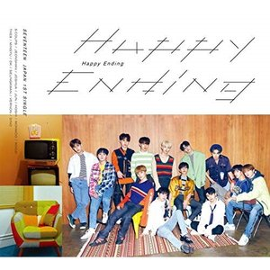 CD/SEVENTEEN/Happy Ending (初回限定盤A)|surpriseweb