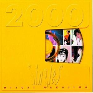 CD/中島みゆき/Singles 2000の画像