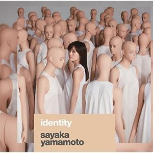 CD/山本彩/identity (CD+DVD) (初回限定盤)