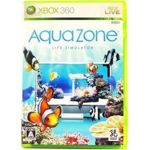 中古XBOX360ソフト AquaZone 〜LIFE SIMULATOR〜|suruga-ya